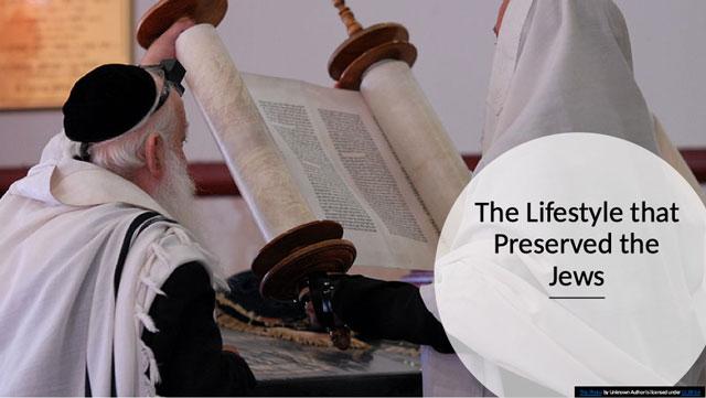 The Longevity Lifestyle of the Jews